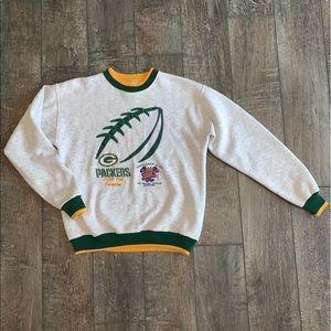 Vintage Packers 1997 Super Bowl Sweatshirt